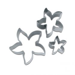 "Cookie Cutter ""Jasmin"" - 3 pieces"