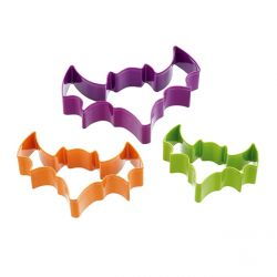 "Set 4 Cookie Cutters ""Dinosaur"""