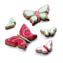 "Set 18 Cookie Cutters ""Halloween"""