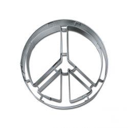 """Emporte-pièce """"Peace & Love"""""""