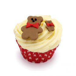 "Set 3 Cookie Cutters ""Cupcake"""