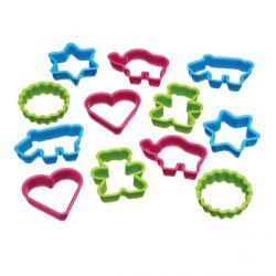 "Set de 101 cortadores ""101 Cookie Cutters"""