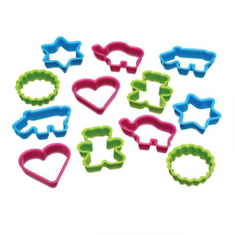 Set 101 Cookie Cutters