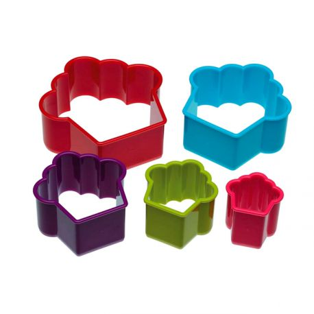 """Set 3 Cookie Cutters """"Rocking Horse"""""""