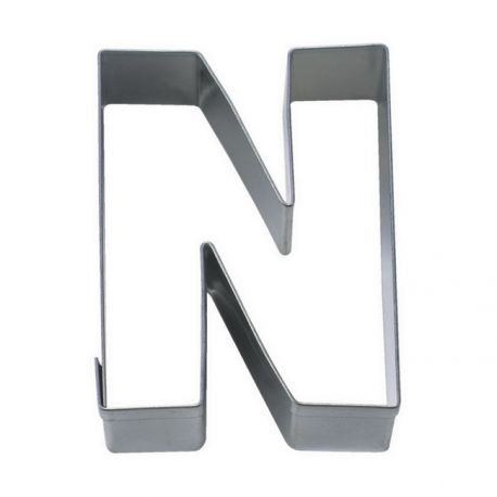 "Cookie Cutter ""Letter N"""