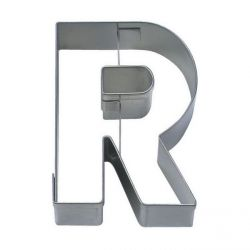 "Cookie Cutter ""Letter R"""