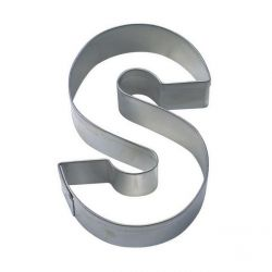 "Cookie Cutter ""Letter S"""