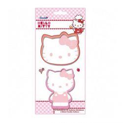 """Set de 2 emporte-pièces """"Hello Kitty"""""""