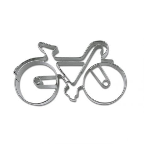 """Cookie Cutter """"Bicycle"""""""