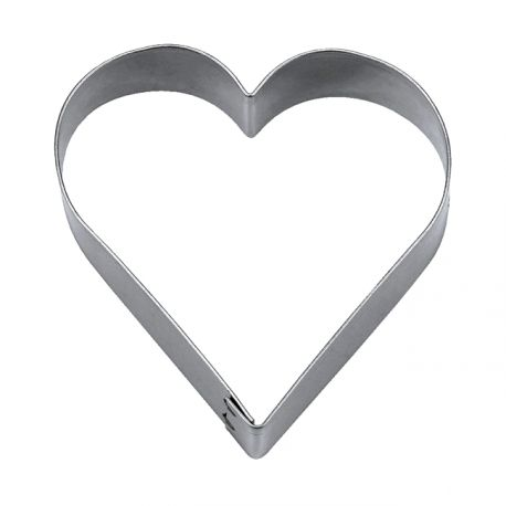 "Cookie Cutter ""Heart"" - 9,5cm"
