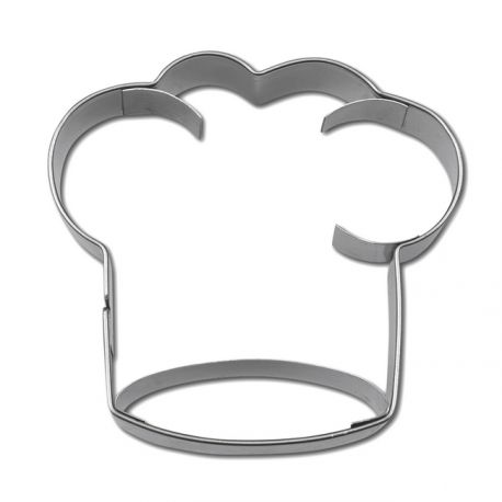 """Cookie Cutter """"Chef's Hat"""""""