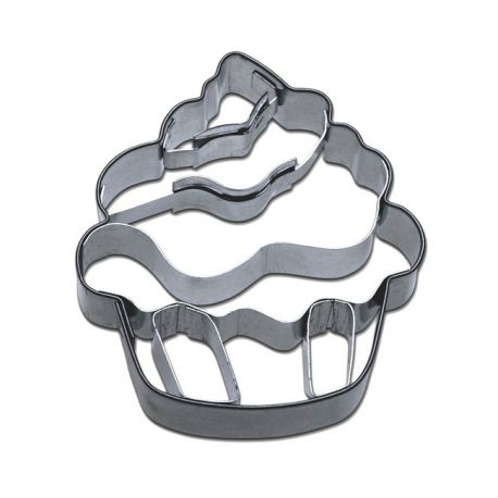"""Cookie Cutter """"Cupcake"""""""
