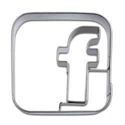 "Cookie Cutter ""Facebook"""