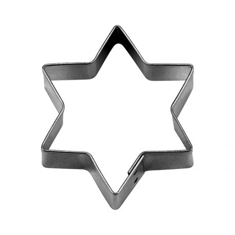 "Cookie Cutter ""Star"" - 6cm"