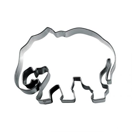 """Cookie Cutter """"Elephant"""""""