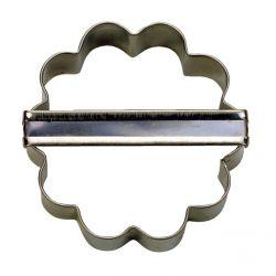 Fluted Round Cookie Cutter Ø 6cm - STADTER