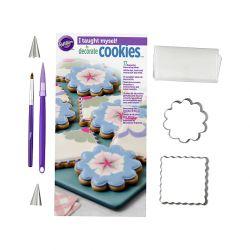 Set de décoration pour biscuits - WILTON
