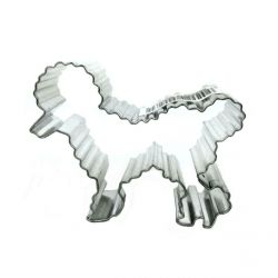 "Cookie Cutter ""Poodle"""