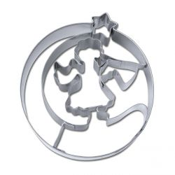 "Cookie Cutter ""Angel with Trumpet"""