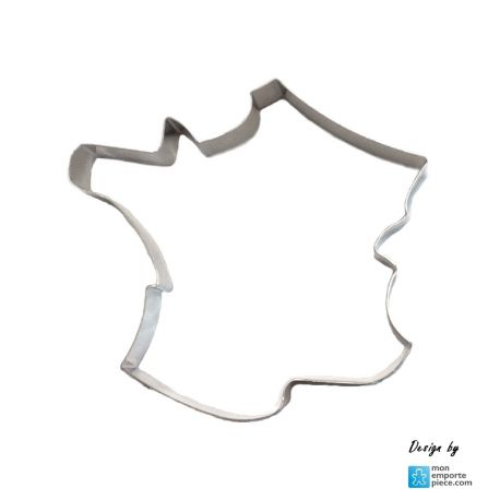 """Cookie Cutter """"France"""""""