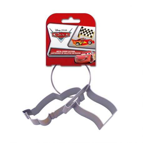 """Set 2 Cookie Cutters """"Cars"""""""