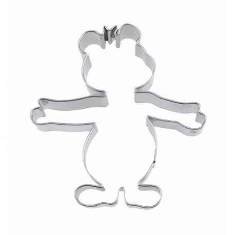 "Cookie Cutter ""Bear"""
