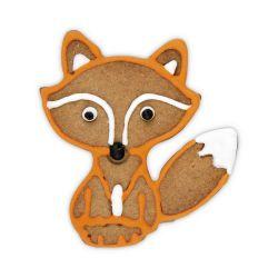 "Cookie Cutter ""Fox"""