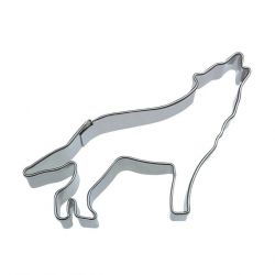 "Cookie Cutter ""Wolf"""