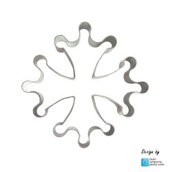"Cookie Cutter ""Occitan Cross"""