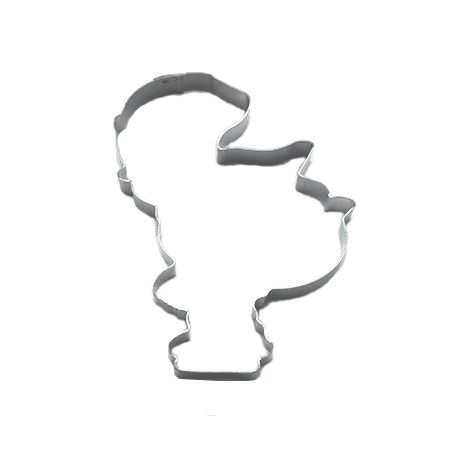 "Cookie Cutter ""Caganer"""