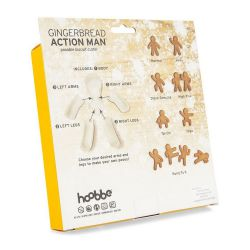 """Cookie Cutter """"Action Man"""""""