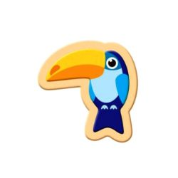 """Cookie Cutter """"Toucan"""""""