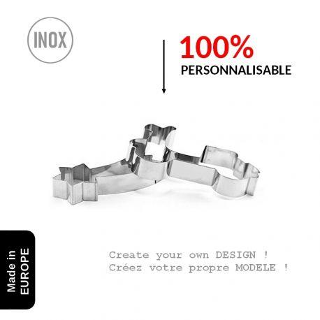 Emporte Piece Sur Mesure En Acier Inox Fabrication D Emporte