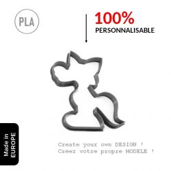 Personalized Cookie Cutter - PLA Resins