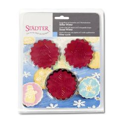 "Decoration Ejector Cutter ""Sweet Winter"""