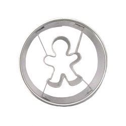 "Cookie Cutter ""Mini Gingerbread Man"""