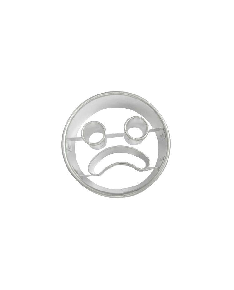 """Cookie Cutter """"Sad Face"""""""
