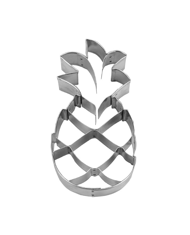 "Cookie Cutter ""Pineapple"""