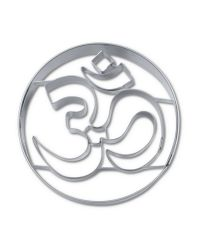 "Cookie Cutter ""symbol Om"""