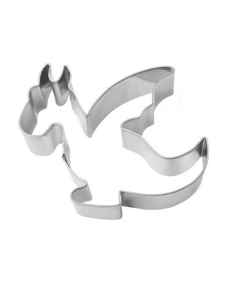 Emporte-pièce en forme de dragon