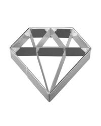 "Cookie Cutter ""Diamond"""