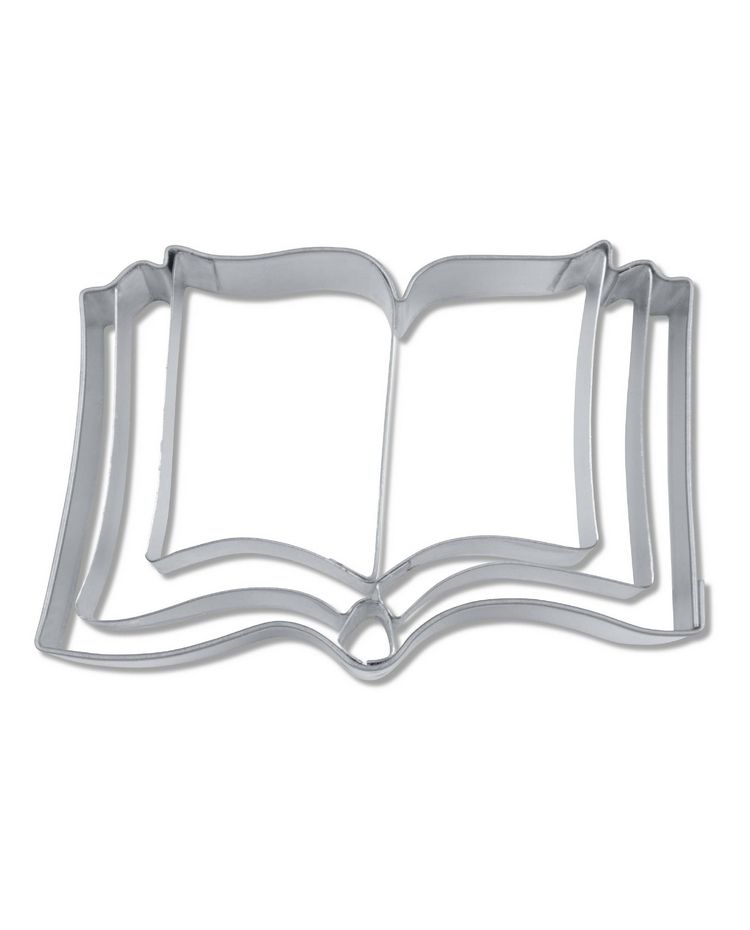 "Cookie Cutter ""Book"""