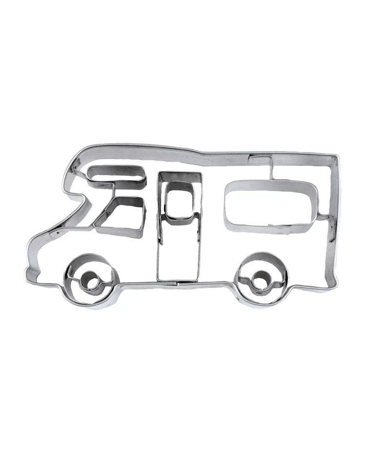 """Emporte-pièce """"Camping Car"""""""