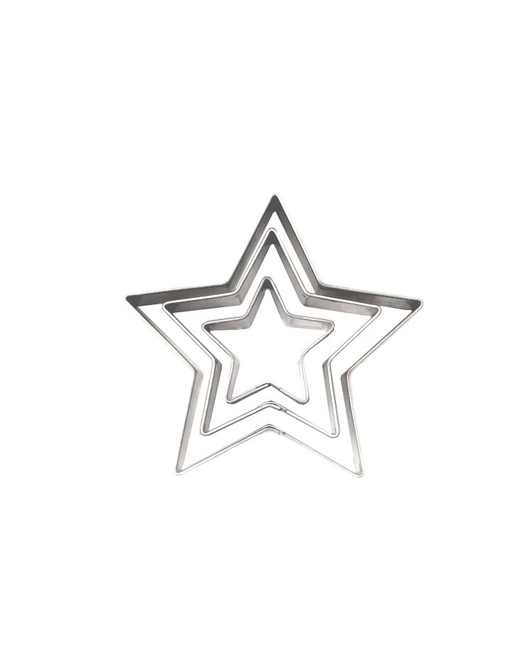"Cookie Cutters ""Star"""