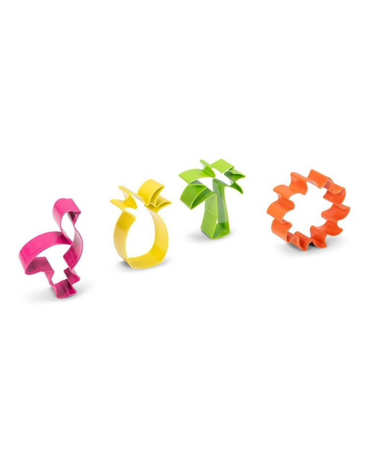 "Cookie Cutters ""Tropical"""
