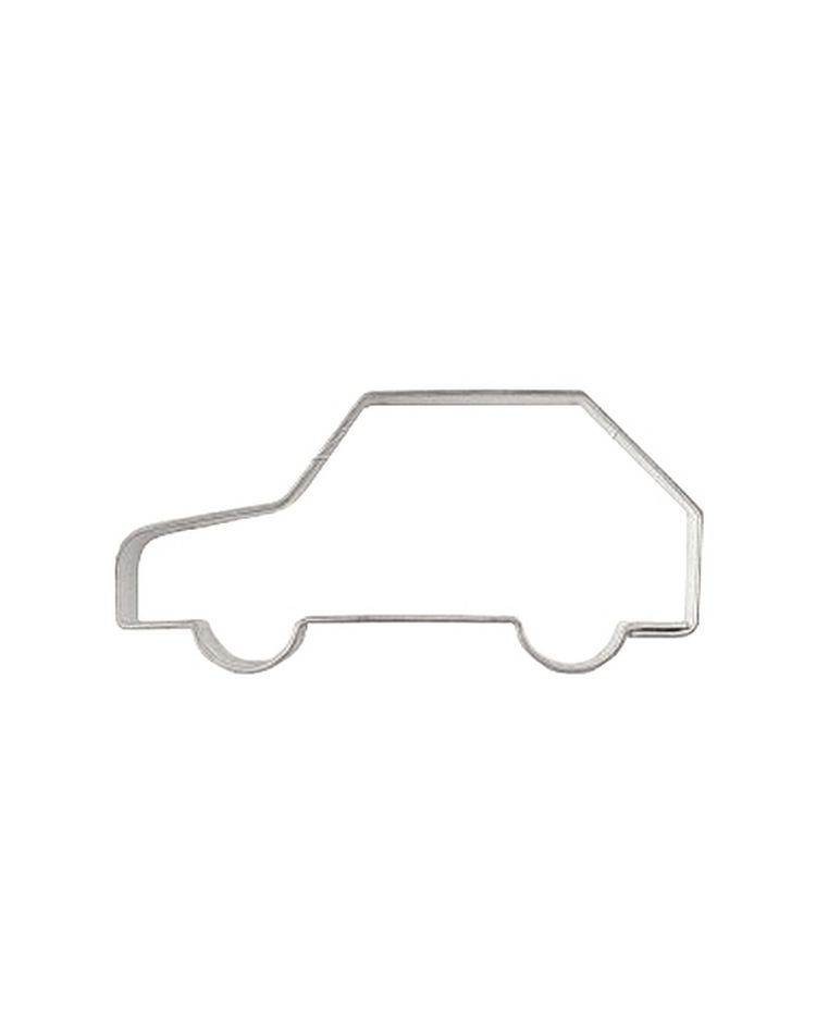 "Cookie Cutter ""Car"""