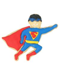 "Cookie Cutter ""Superhero"""
