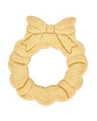 """Cookie Cutter """"Christmas Wreath"""" - BIRKMANN"""