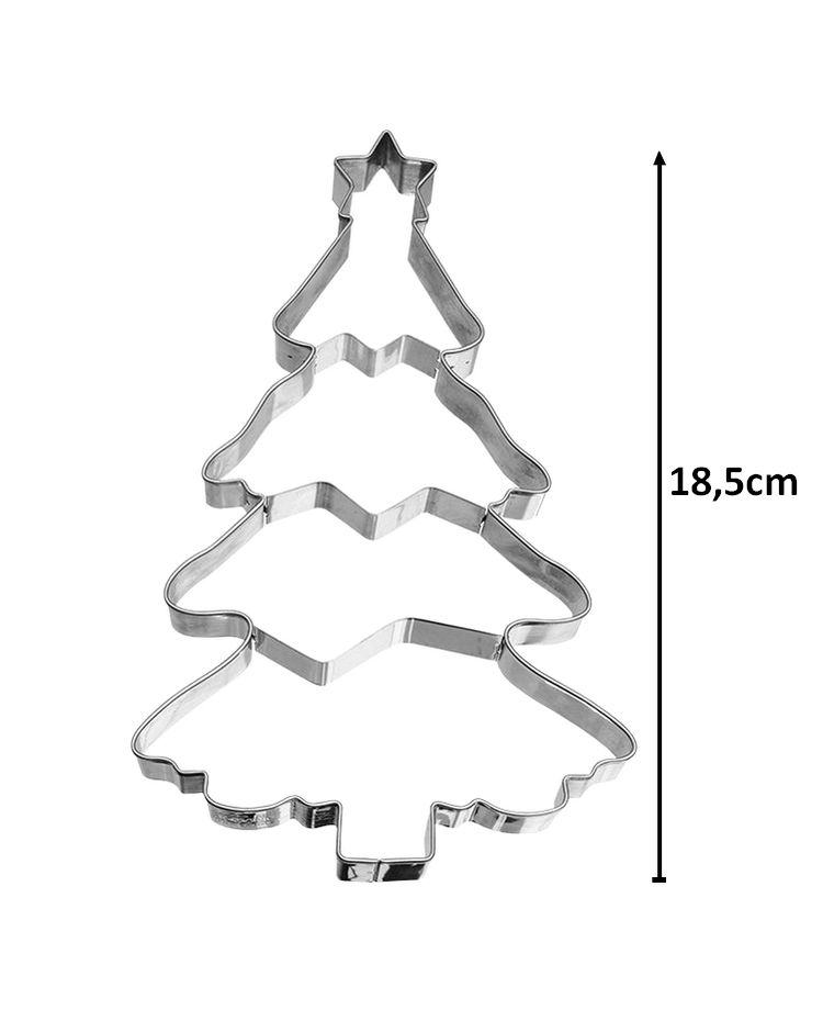 """Cookie Cutter """"Christmas Tree XXL"""""""