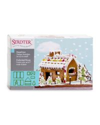 """Set 7 Cookie Cutters """"House"""" - STADTER"""